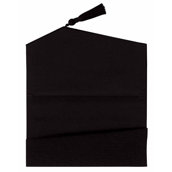 袱紗 フリンジ付(ブラック)