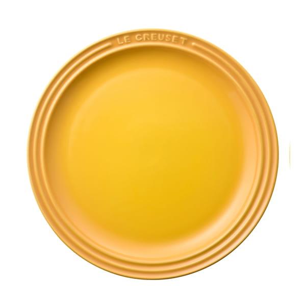 LE CREUSET / ラウンド・プレート・LC(23cm)