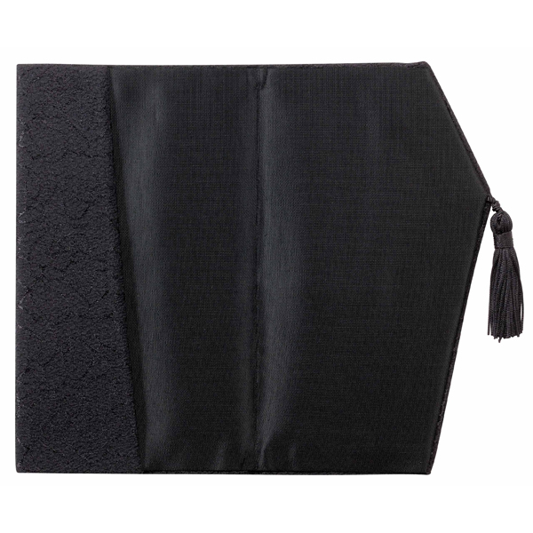 袱紗 フリンジ付き(黒)