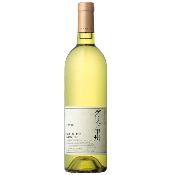 山梨・中央葡萄酒 / グリド甲州