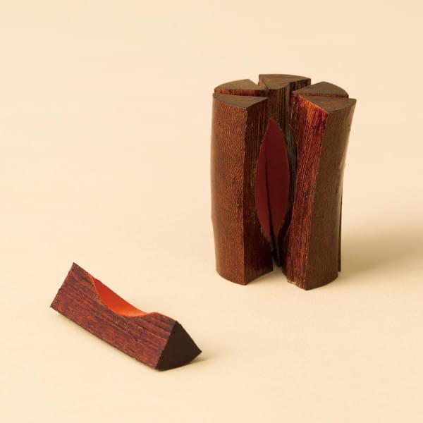 木曽塗 箸置き(6個セット)