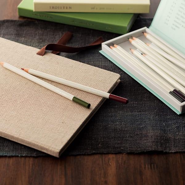 トンボ鉛筆 / 色鉛筆 色辞典30色 第一集