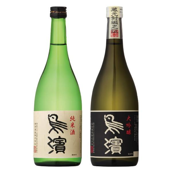 福井・鳥浜酒造 / 鳥浜2本セット