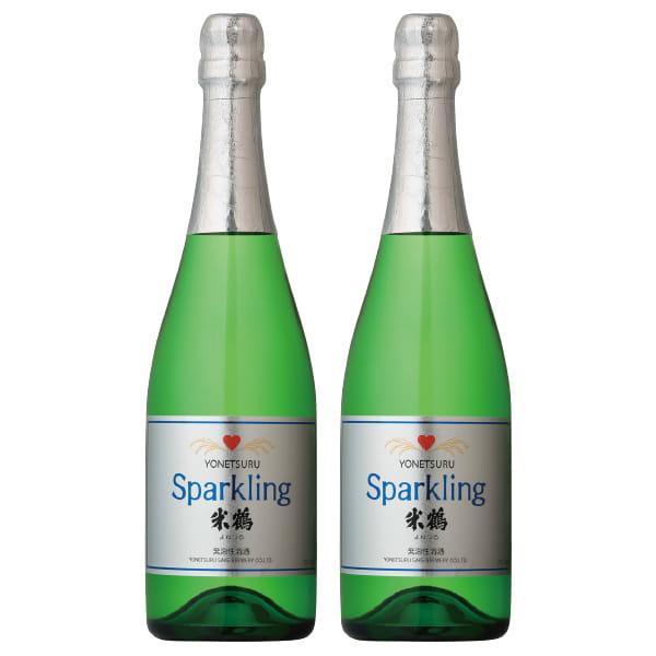山形・米鶴酒造 / 米鶴スパークリング