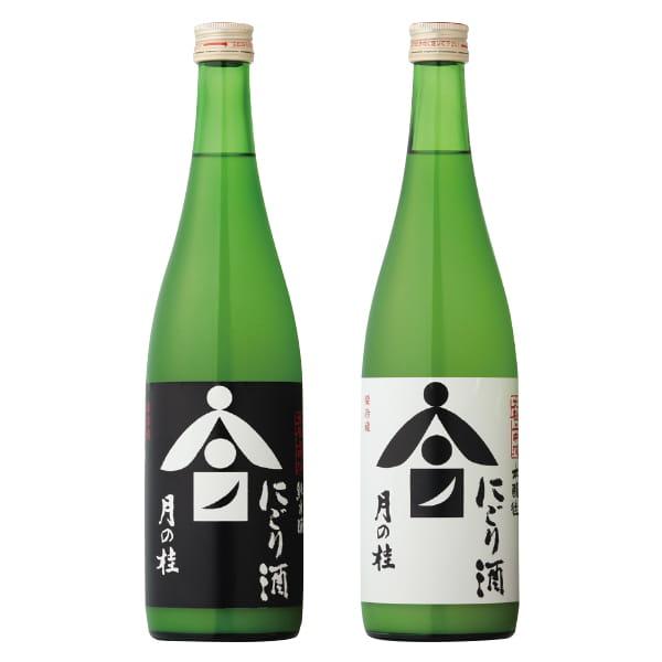 京都・増田徳兵衛商店 / 月の桂 大極上中汲にごり酒