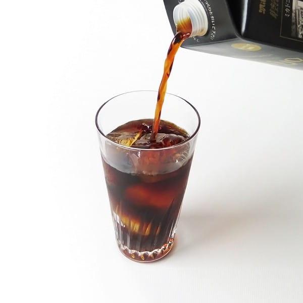長野・ミカド珈琲 / コーヒーゼリー(6個)&リキッドコーヒー(無糖2本)
