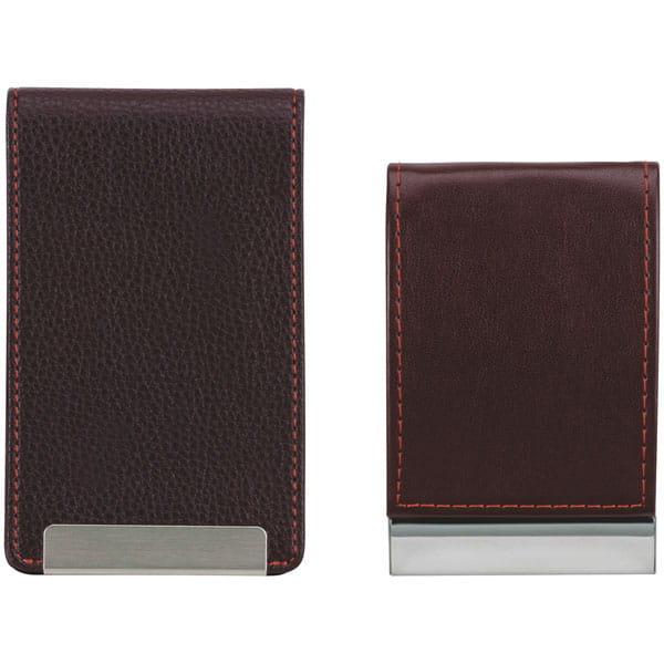VENTOUEST / カード&パスケースセット(ブラウン)