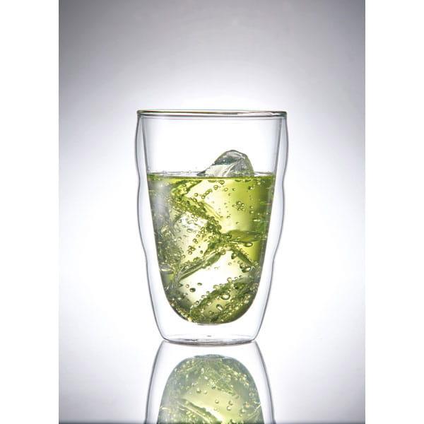 bodum / ピラトゥスダブルウォールグラス 0.35L
