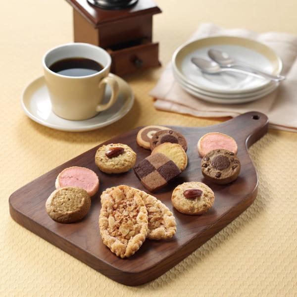 メリーチョコレート / マロングラッセ・ル ボヌール クッキー詰合せ