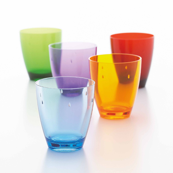 MEPRA / アンブレイカブルグラス 5個セット