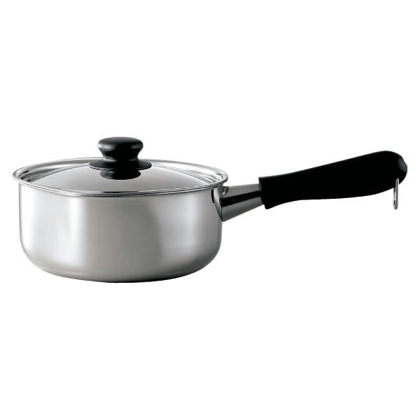柳宗理 / ステンレス片手鍋 18cm ミラー