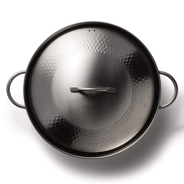肴七味 / 卓ステンレス製 卓上鍋