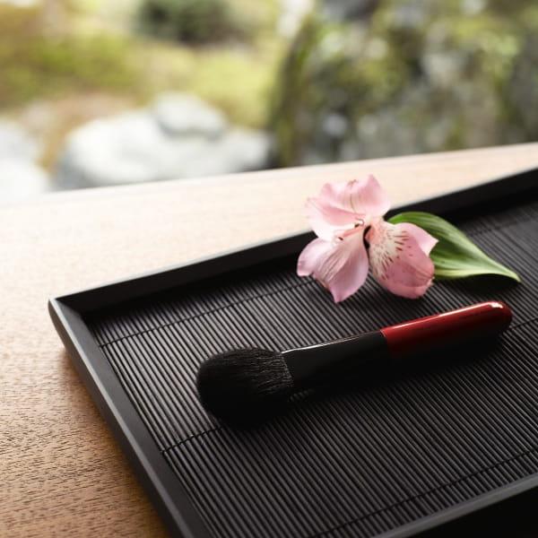 Takeda Brush / 熊野筆 チークブラシ(オーバル)