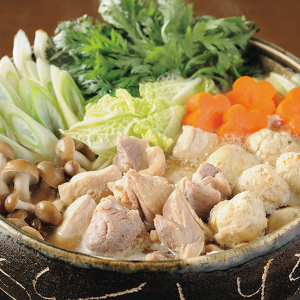 熊本・天草大王 / 鶏鍋セット*
