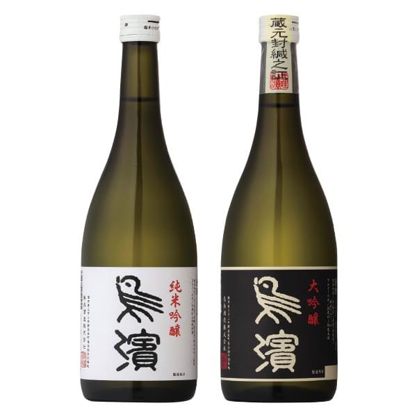 福井・鳥浜酒造 / 鳥浜大吟醸・純米吟醸2本セット