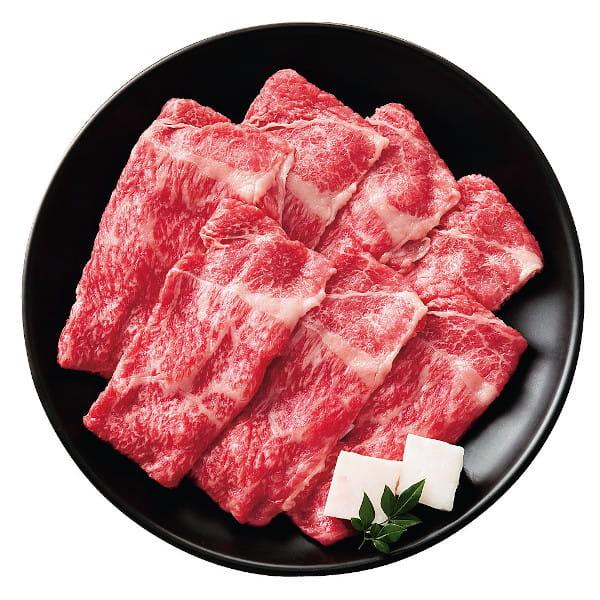 山形牛 すき焼き・しゃぶしゃぶ用*