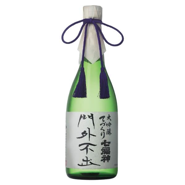 岩手・菊の司酒造 / 大吟醸 てづくり七福神 門外不出 720ml