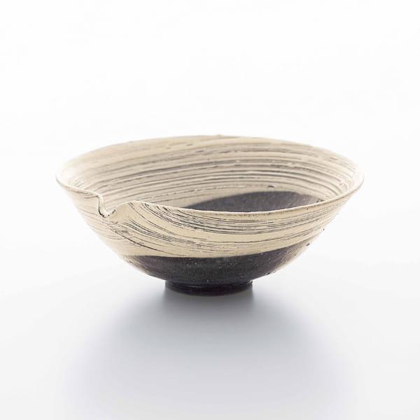 陶房青 / 波佐見焼 刷毛目 手造り片口鉢