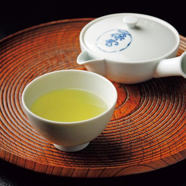 京都・一保堂茶舗 / 玉露・煎茶詰合せ(鶴齢・芳泉)*