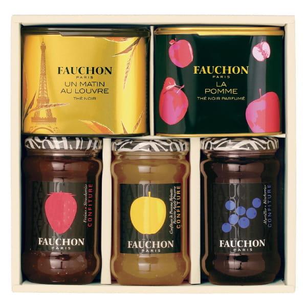 FAUCHON / 紅茶ジャム詰合せM