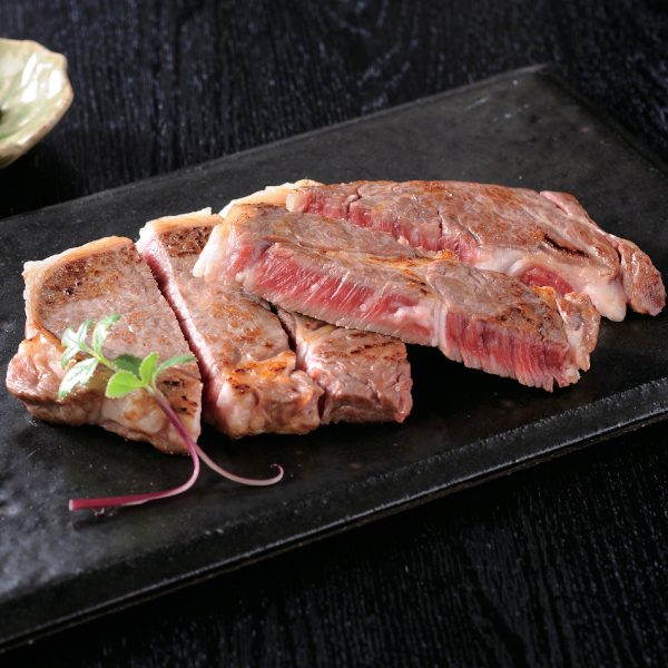 熊本県阿蘇うぶやま村の放牧あか牛 ステーキ用*