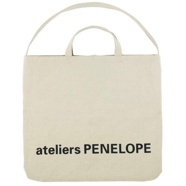 ateliers PENELOPE / ラフバッグ(ナチュラル)