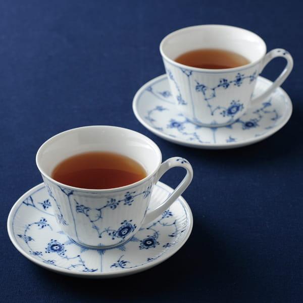 ロイヤル コペンハーゲン / 紅茶セット*