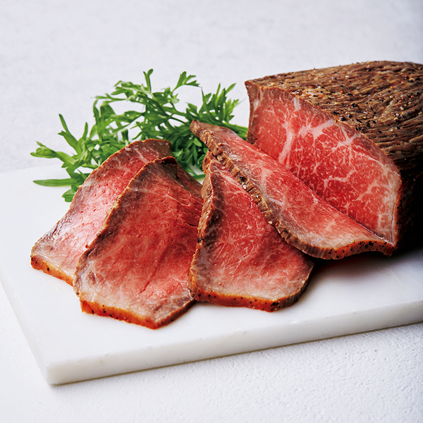 東京・キッチンハンズ / 黒毛和牛ローストビーフ*