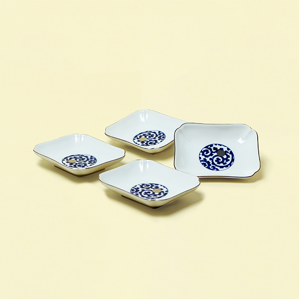 antina×KIHARA / 豆皿4枚セット