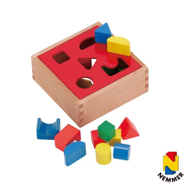 ネマー / 木製玩具セット(パズルボックス・工具)