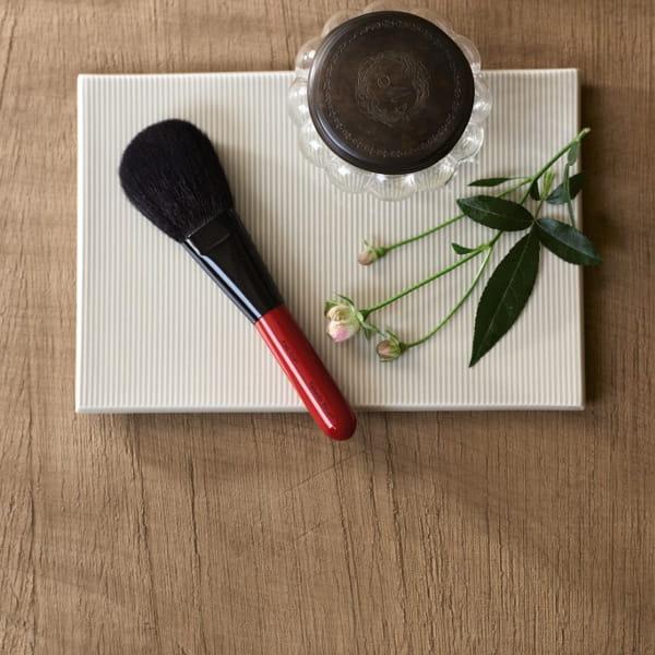 Takeda Brush / 熊野筆 フェイスブラシ オーバルタイプ