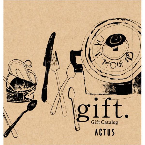 ACTUS(アクタス) カタログギフト <OAK edition(オークエディション)>