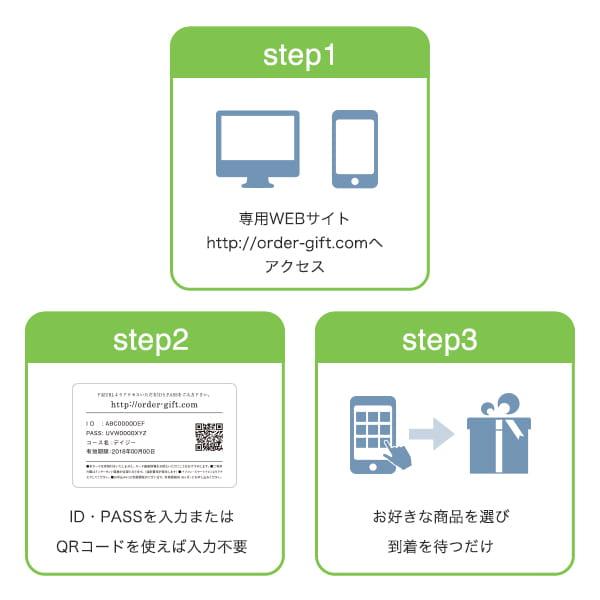 COURONNE(クロンヌ) e-order choice(カードカタログ) <Bleu Horizon-C(ブルー・オリゾン)>