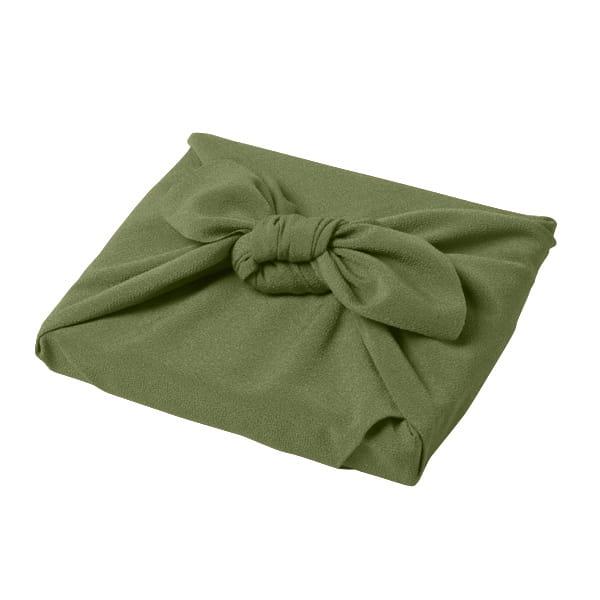 <風呂敷包み> dancyu(ダンチュウ) グルメギフトカタログ <CB+風呂敷(色のきれいなちりめん かぶの葉)