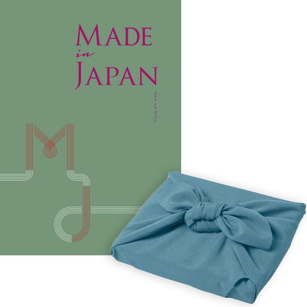 <風呂敷包み> Made In Japan(メイドインジャパン) カタログギフト <MJ14+風呂敷(色のきれいなちりめん あじさい)>