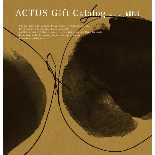 ACTUS(アクタス) ギフトカタログ <Edition Y_O>