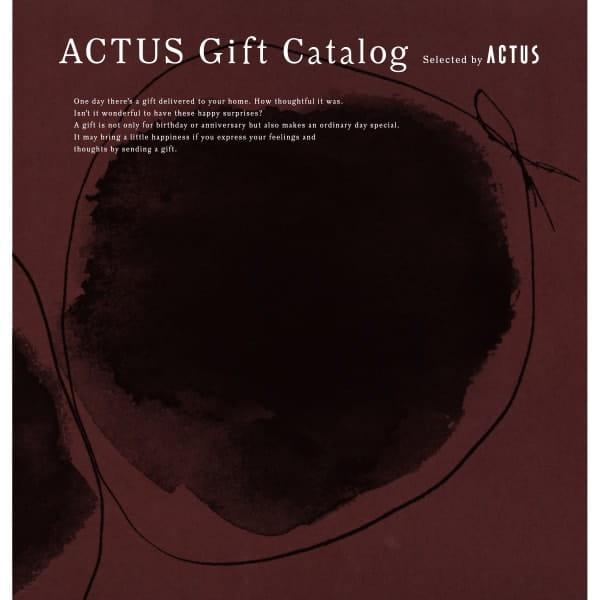 ACTUS(アクタス) ギフトカタログ <Edition W_R>