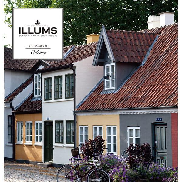 ILLUMS(イルムス) ギフトカタログ <オーデンセ>