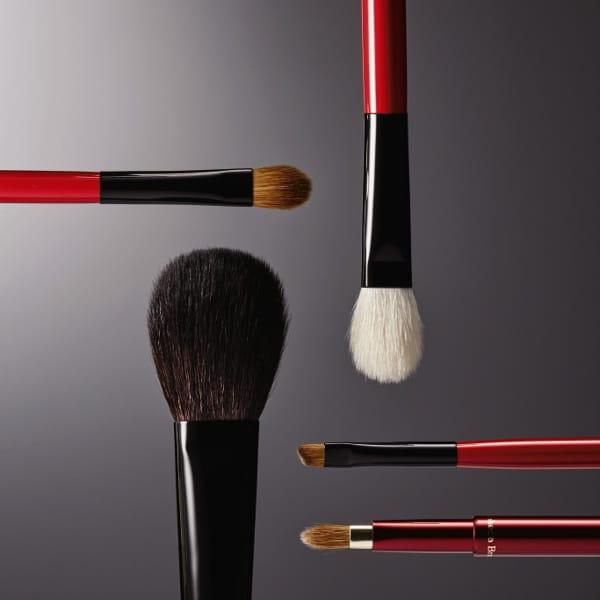 Takeda Brush / 熊野筆 ベーシック5本セット 椿