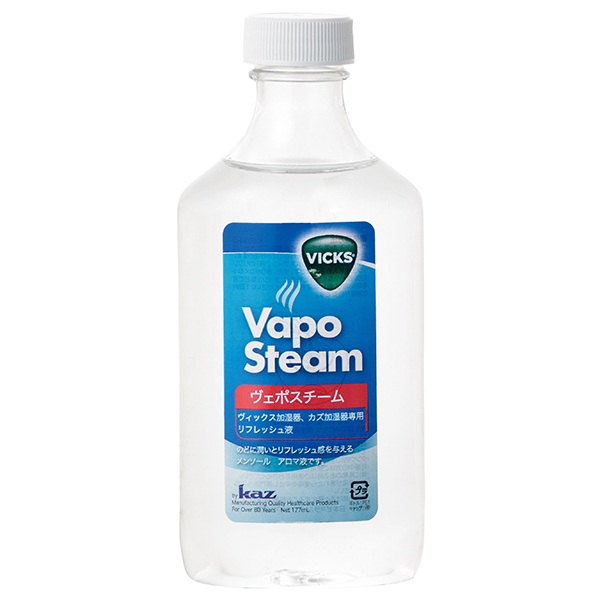 ヴィックス / スチーム加湿器&リフレッシュ液