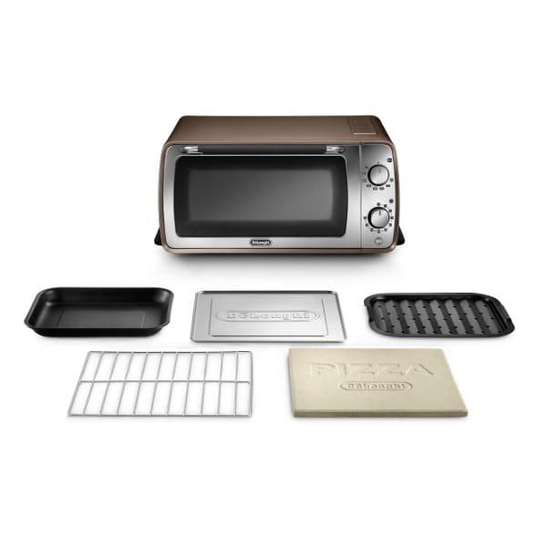 デロンギ / ディスティンタコレクション オーブン&トースター(フューチャーブロンズ)