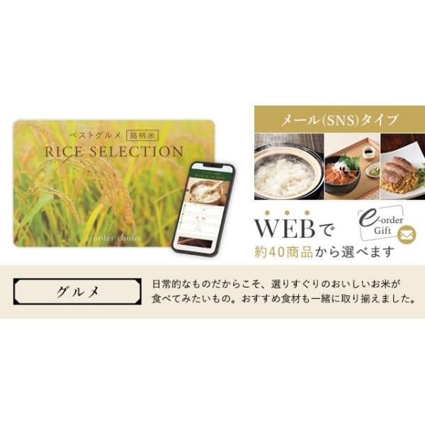 ベストグルメ~銘柄米~ RICE SELECTION メールカタログ <RS08>