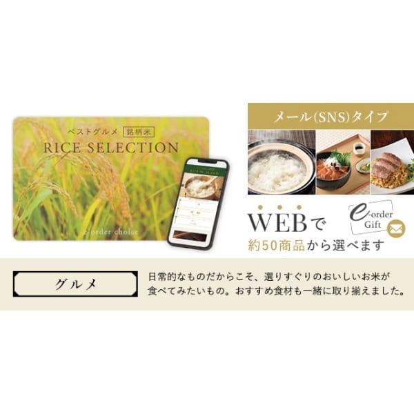 ベストグルメ~銘柄米~ RICE SELECTION メールカタログ <RS16>