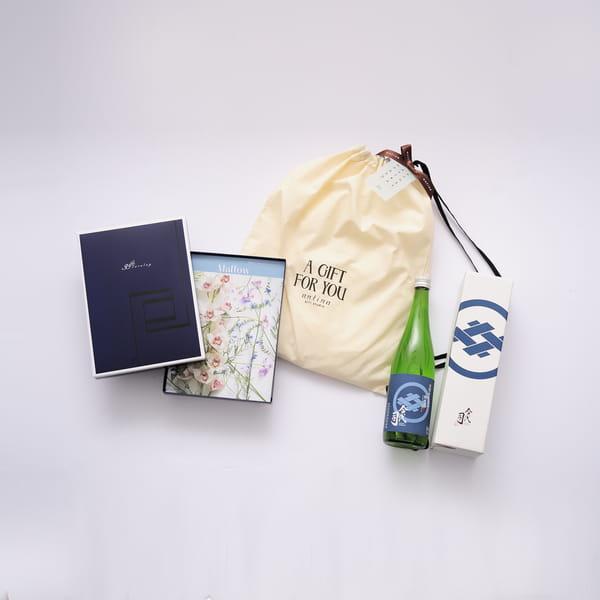 2021父の日限定セットA1 (Mistral マロウ+純米酒今代司720ml+バッグ)※6/17以降のご注文は6/21以降にお届けになります。