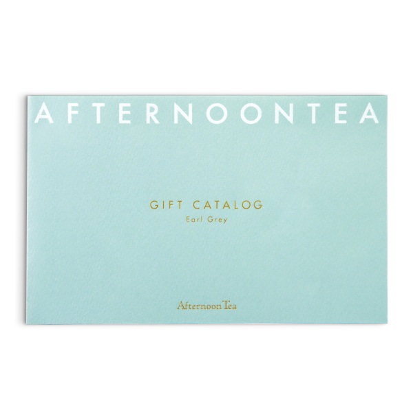 Afternoon Tea GIFT CATALOG Earl Grey(アールグレイ)