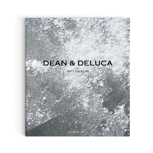 DEAN&DELUCA ギフトカタログ <CHARCOAL(チャコール)>