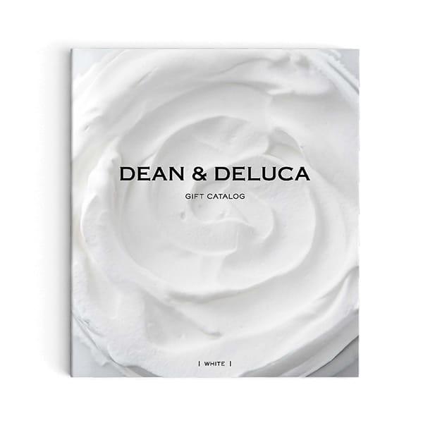 DEAN&DELUCA ギフトカタログ <WHITE(ホワイト)>