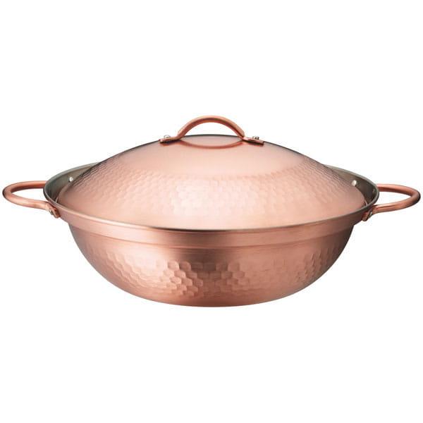 肴七味(ななみ) 銅製卓上鍋