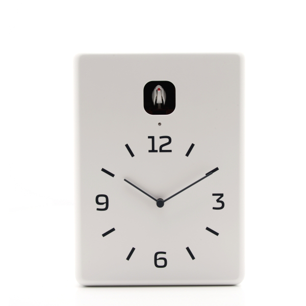 LEMNOS(レムノス) カッコー時計CUCU(ホワイト)