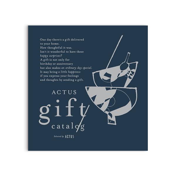 ACTUS(アクタス) ギフトカタログ <Indigo(インディゴ)>